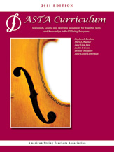 ASTA Curriculum Book
