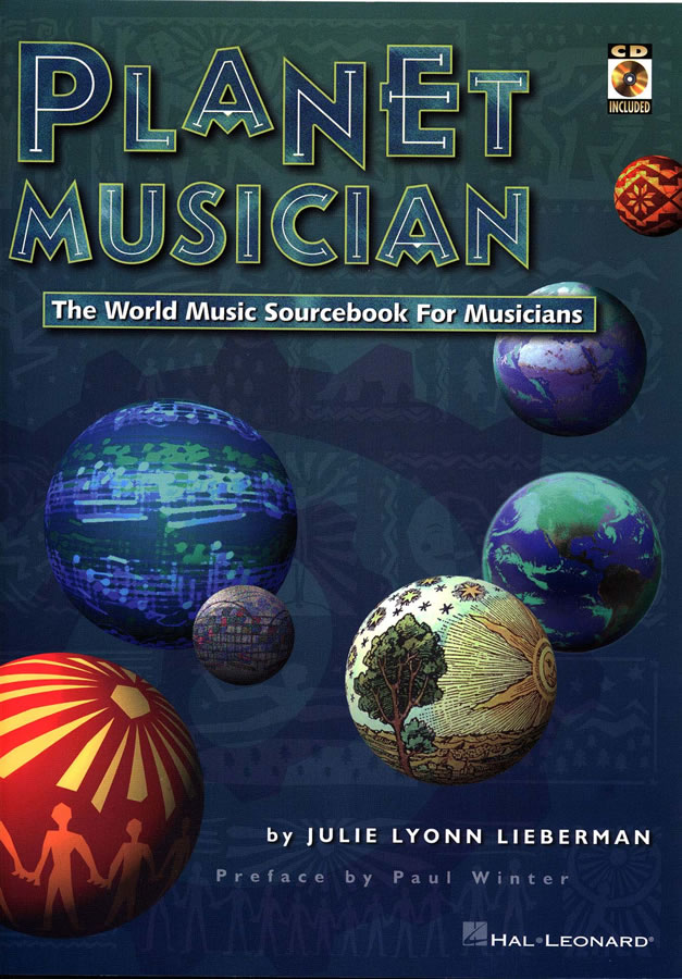 The musician's practice guide and key to styles from around the world.